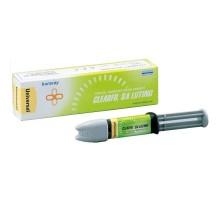 Цемент Clearfil Sa Luting Trial - самоадгезивный двойного отверждения.  Kuraray Noritake Dental Inc.