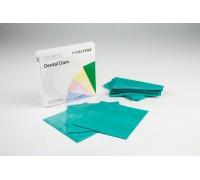 Латексные платки (листы) Средней толщины для коффердама DENTAL DAM LIST MEDIUM.