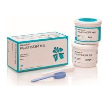 Platinum 95 А-Силикон повышенной точности для лаборатории, 1 кг + 1 кг