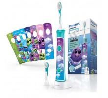 Электрическая зубная щетка Philips For Kids+, HX6392