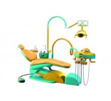 Детская стоматологическая установка  Valencia 03 (Yoboshi)