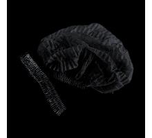 Шапочки (Шарлотки) чёрные